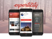 Experticity App case study