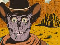 Lifeform Drawing Club Cowboy