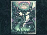 Ween 6/3/18 Poster