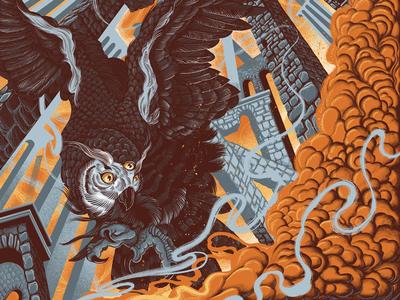 Dave Matthews Band Poster gig poster screenprint type poster illustration gigposter