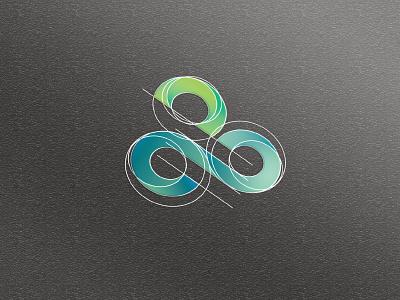 Linked Logo mockup designgraphic linked logogrid logocompany logoideas visual identity brand identity brand design brand designer design logomaker logoproject logoprocess logoawesome logoinspire logoinspiration logoground logogram logotype