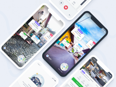 Inpin AR - Real estate app
