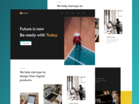 Radikal Agency - Landing Page