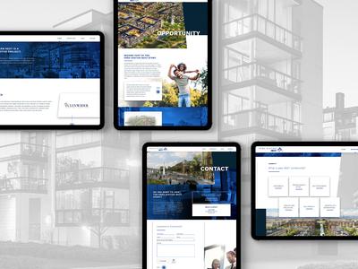 Pena Station Next Website Design