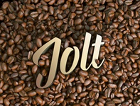 Jolt typography and 3d rendering for Phillips Edison