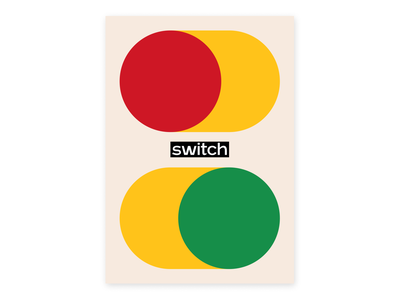 Switch, poster design poster a day posters design posters poster design poster graphic design graphicdesign