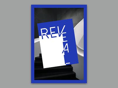 Reveal, poster design adobe illustrator poster a day posters design design posters poster poster design graphic design graphicdesign