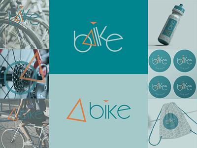 4 bike brand identity design brandi graphicdesign b branding logo graphic design
