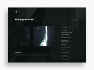 Landing page for TeamSesh