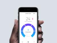 Stove Control App