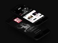 iOS App Kino Siska