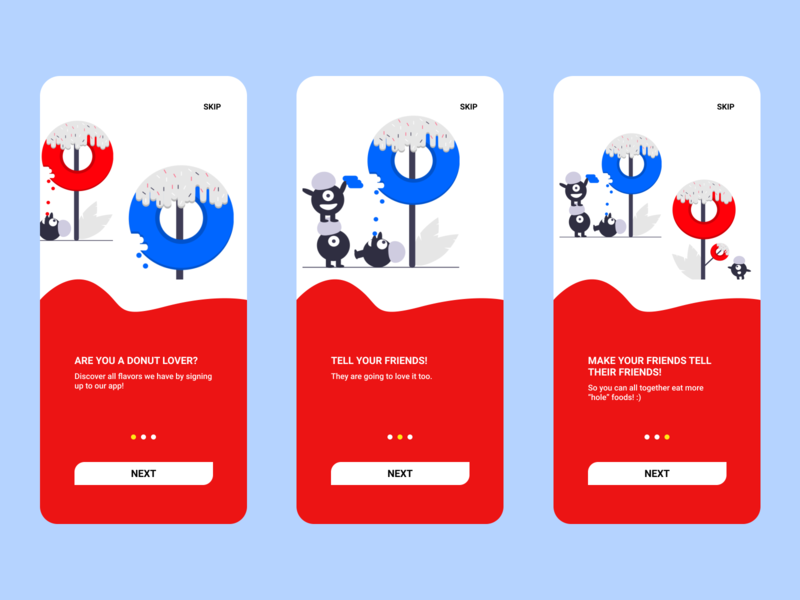 Daily UI 023 | Onboarding 023 ui daily ui daily 100 challenge design