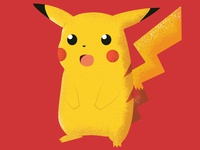 Surpised Pikachu