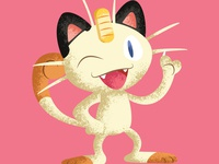 Meowth, that's right!