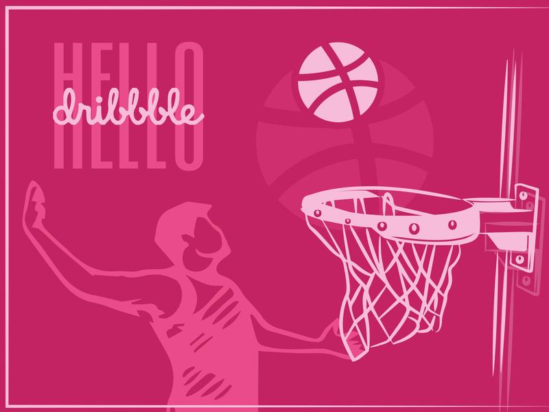 Hello Dribble..!!!