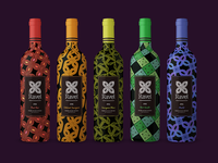 Ravel Wine Bottles