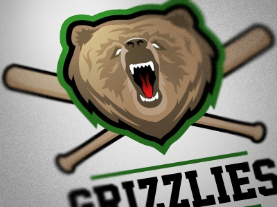 Grizzly dribble