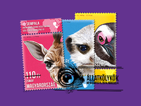 YOUTH EDITION – ANIMAL CUBS MINIATURE SHEET 2014