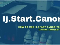 How to use ij.start.canon Tool – Canon.Com/Setup
