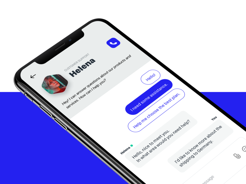 Customer Support ios pczohtas startups product design uxui design minimal users help center helpdesk clients customer support message direct message daily ui 013 dailyui