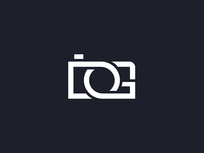 Dg photography by otto p ncz l on dribbble for Camera minimal