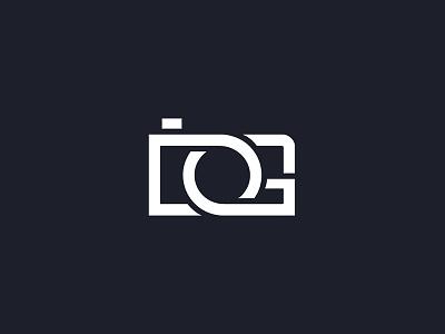 DG Photography flat minimal logo pczohtas pcz panczel otto photography dslr camera