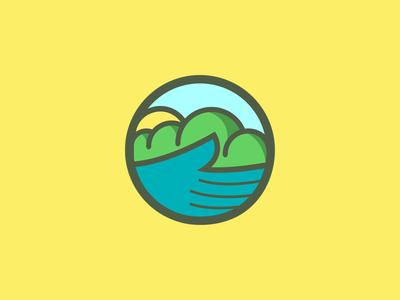 Mother Nature mothernature pczohtas pánczél otto pánczélohtas logo flat minimal green recycling design illustration