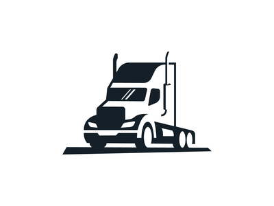 American truck emblem symbol courier parcel logo design american truck illustration american car pczohtas logo transport truck minimal truck truck logo