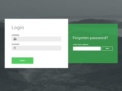 CRM web application