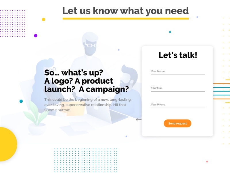 Contact form ux website contact us color ui contact form contact