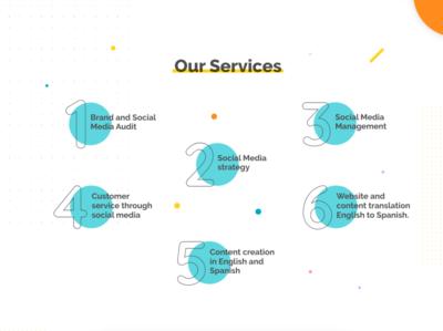 Services website ux webdesign website ui