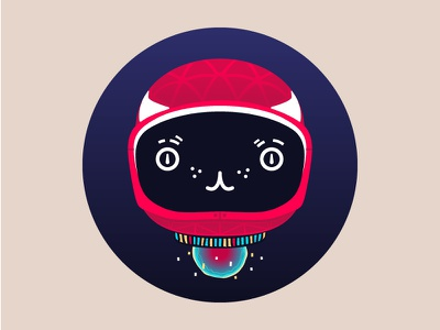 ovo with upside down v [оло] ovo android robot illustration character
