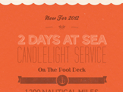 Cruise Website website typography water sea ocean cruise