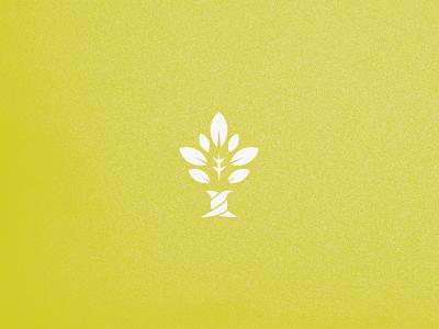 New Logo for CiRCE Institute logo identity tree leaf simple