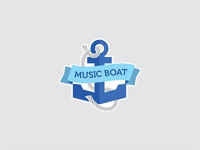 Cruise Logo logo boat cruise water vacation anchor