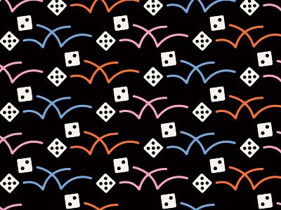 Dice Pattern pattern vegas dice