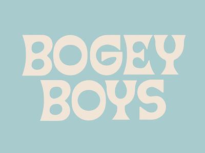 Bogey Boys Type