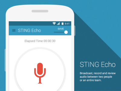 Sting Echo for Android