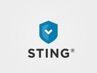 New Sting logo