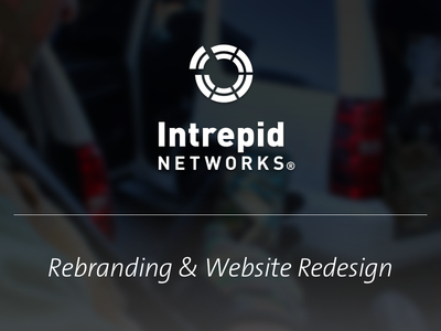 Company Website Redesign responsive layout web design branding