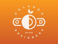Orlando Designers Icon and Badge