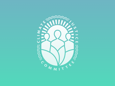 Climate Justice Committee Logo local environmental climate community logo