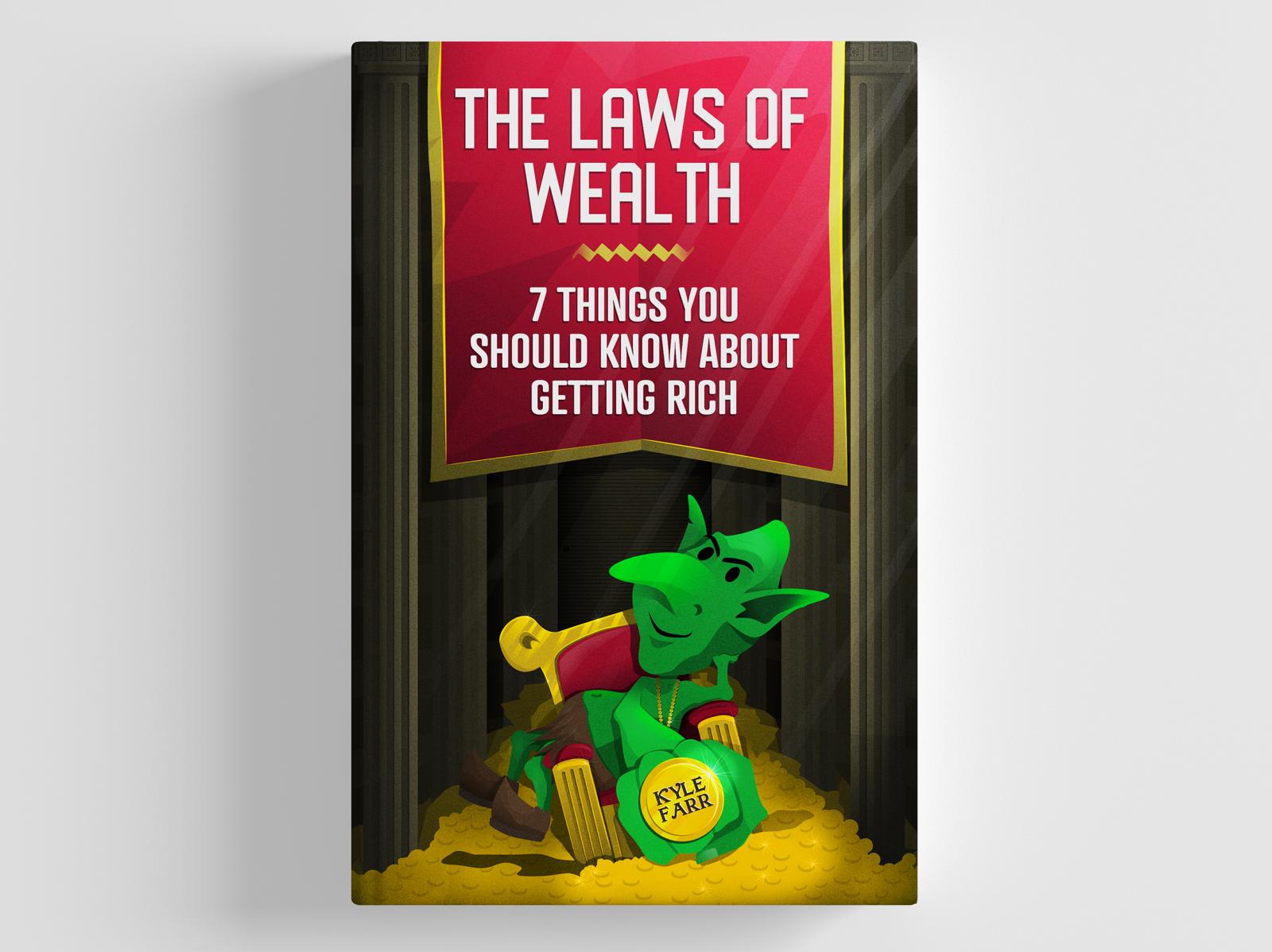 [COMMISSIONED] Book Cover Design - Goblin