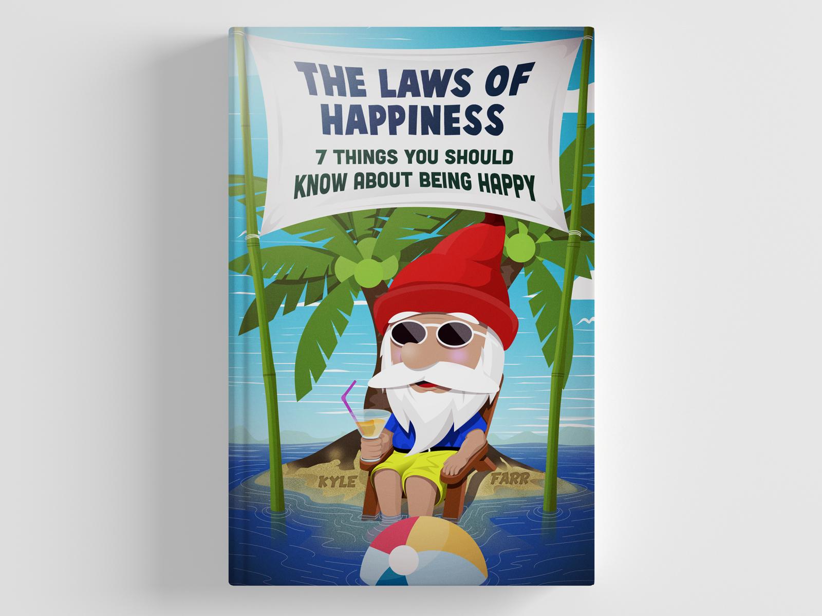 [COMMISSIONED] Book Cover Design - Gnome