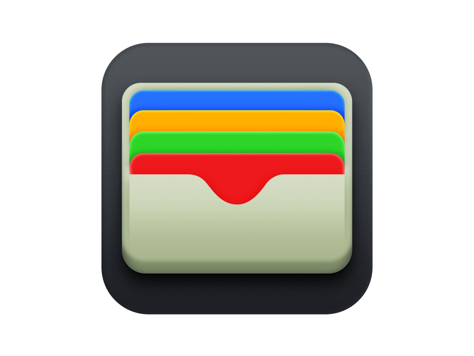 Apple Wallet Icon Big Sur edition (unofficial)
