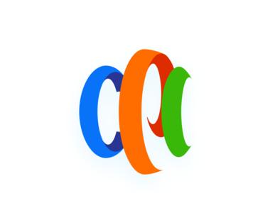 Computer Professionals Inc. (CPI) new logo design logo design logotype technology logo tech logo technology it orange red blue brand identity identity branding brand design identity design designmnl creative identity branding logo creatives design