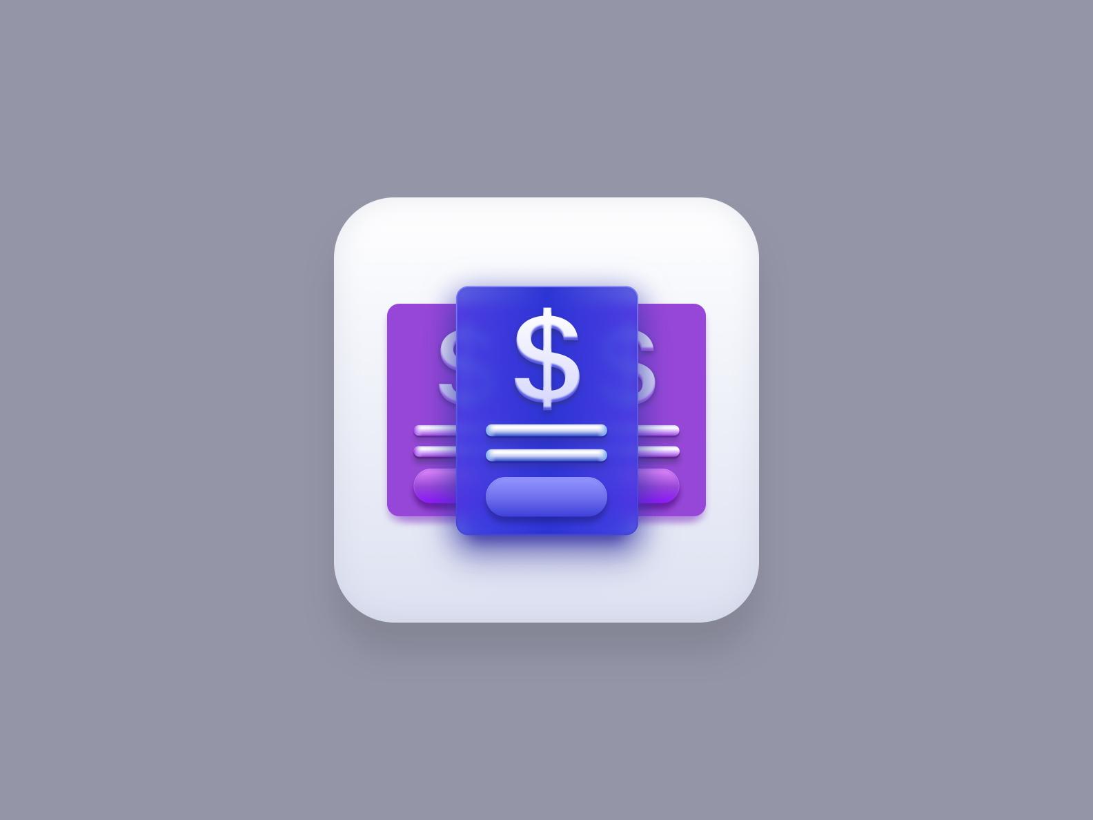 Price List icon (Big Sur)