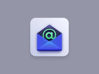 Email Marketing (Big Sur icon style) app icon icon designer icon designs vector illustration email marketing marketing email blue vector icons iconography icons icon design icon set icon vector icon big sur icon big sur vector creatives design
