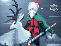 The Epic Journey of Santa Klaus
