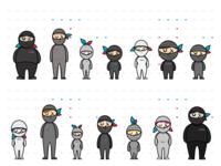 [PERSONA] Xavier, the UXPH ninja